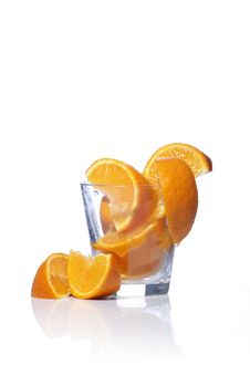 Free Orange Slices Stock Images - 6578544