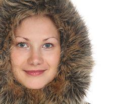 Free Beautiful Girl In Fur Hood Stock Photo - 6578720