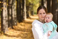 Free Mother And Baby Royalty Free Stock Image - 6578766