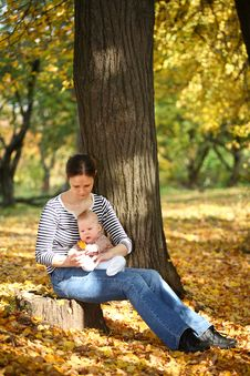 Free Mother And Baby Royalty Free Stock Photography - 6578797