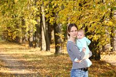 Free Mother And Baby Stock Photos - 6578833