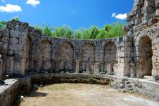 Free Perge, Turkey Royalty Free Stock Image - 6578946
