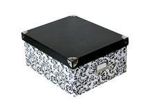 Free Black Box Royalty Free Stock Image - 6579146