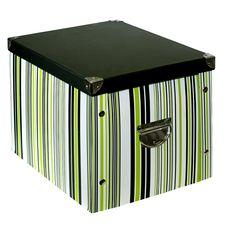 Box With Straps Stock Photos