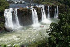 Free Iguazu Falls Royalty Free Stock Photos - 6579238