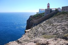 Cabo De Sao Vincente 1 Royalty Free Stock Images