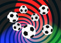 Free Soccer Balls Royalty Free Stock Images - 6582219