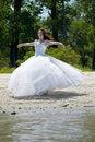 Free Bride On A Beach Stock Photos - 6582823
