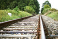 Free Empty Railroad Royalty Free Stock Photos - 6583808