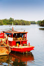 Free Fishery Boat Stock Photo - 6584170