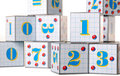 Free Figures On Cubes Royalty Free Stock Photos - 6586198