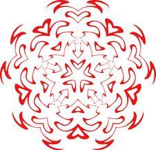 Free Snowflake Royalty Free Stock Photos - 6580468