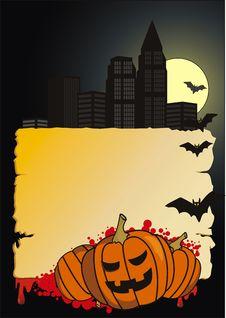 Free Halloween Night Stock Images - 6580664