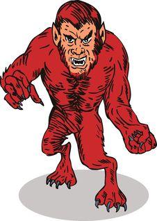 Free Werewolf Stock Photos - 6581193