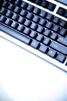 Free Fragment Of Keyboard And Mouse Stock Photo - 6581200