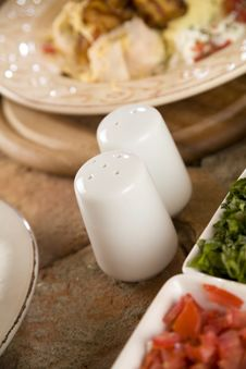 Free Salt And Pepper Stock Image - 6581771