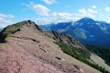 Free Mountain In Rockies Royalty Free Stock Images - 6582119