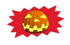 Free Halloween Pumpkin Stock Photos - 6582263