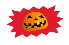 Free Halloween Pumpkin Royalty Free Stock Image - 6582266
