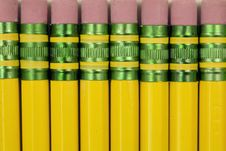 Free Wall Of Pencils Stock Photo - 6582380