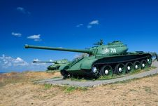 Free Tanks In An Attack Stock Photos - 6582753