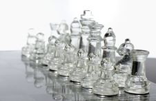 Free Glass Chess 3 Royalty Free Stock Photos - 6582848