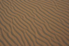 Free Sand Patterns Royalty Free Stock Images - 6583379