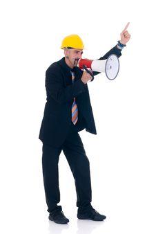 Free Alternative Businessman Stock Image - 6583441