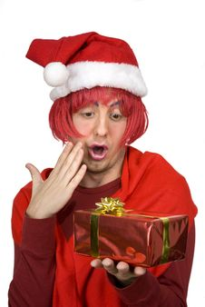 Free Christmas Surprise Stock Images - 6583714