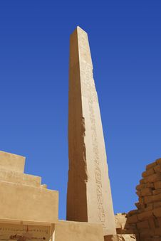 Free Karnak Temple In Egypt Stock Photos - 6583883