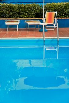 Free Swimming Pool Royalty Free Stock Image - 6584126