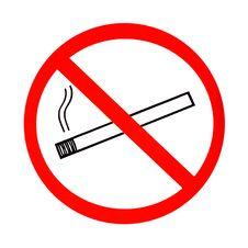 Free No Smoking Royalty Free Stock Photos - 6584148