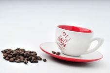 Free Cup Of Coffee Stock Photos - 6584743