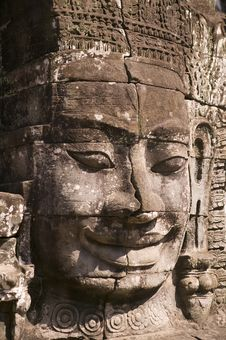 Free Bayon Temple In Siem Reap Stock Photo - 6584850