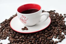 Free Cup Of Coffee Stock Images - 6584864