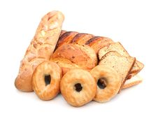 Free Assorted Bread Stock Image - 6584951