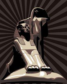 Egypt S Awakening Stock Photos