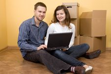 Free Moving In Stock Photo - 6586550