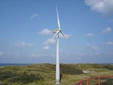 Free Wind Energy Royalty Free Stock Photos - 6587428