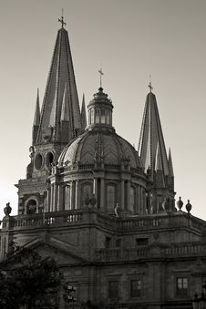 Free Cathedral 1 Stock Photos - 6587433