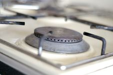 Free Stove Royalty Free Stock Image - 6587586