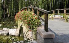 Free Bridge Stock Image - 6588241