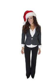 Free Lady Standing In Cap Stock Images - 6588564
