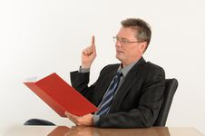 Free At The Office Stock Photos - 6589683