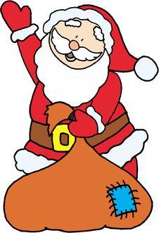 Free Santa Claus Stock Images - 6589694