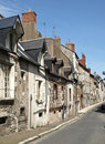 Free Old Medieval Street In The French Town Royalty Free Stock Image - 6591766