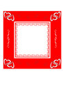 Free Frame With Hearts Stock Photo - 6598810