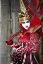 Free Venice Carnival Costume Stock Photography - 6598922