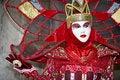 Free Venice Carnival Costume Stock Photo - 6598940
