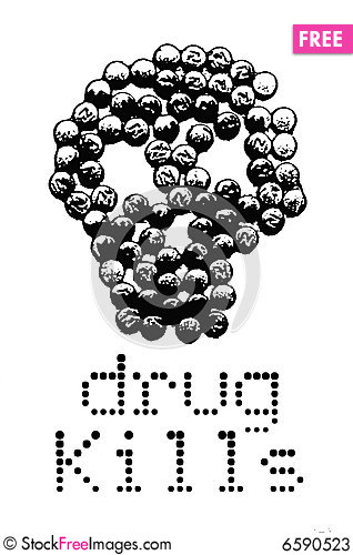 Free Drug Kills Stock Photos - 6590523
